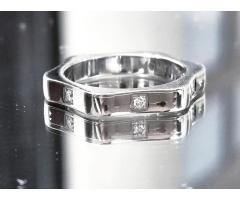 Бриллиантовое кольцо MONTBLANC